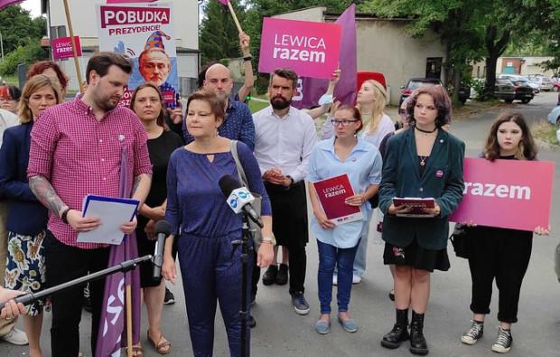 Działacze partii Razem domagają się interwencji NIK i wojewody ws. polityki mieszkaniowej Gdańska i Gdyni.