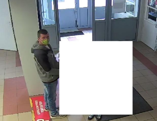 Mężczyzna poszukiwany w związku z przywłaszczeniem cudzych dokumentów.