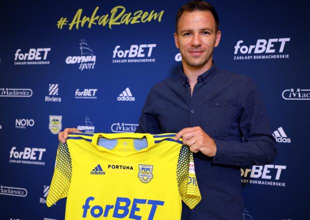 Arka Gdynia i Martin Dobrotka związali się rocznym kontraktem. Wcześniej Słowak grał m.in. w Wigrach Suwałki czy Stali Mielec.