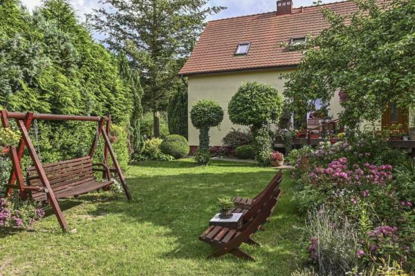 Jeden z sopockich ogrodów nagrodzonych w minionych latach.
