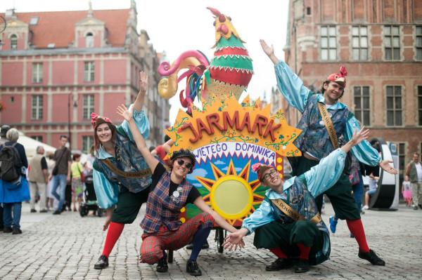 761. Jarmark Świętego Dominika rozpocznie się w Gdańsku już w najbliższą sobotę, 24 lipca, i potrwa do 15 sierpnia.