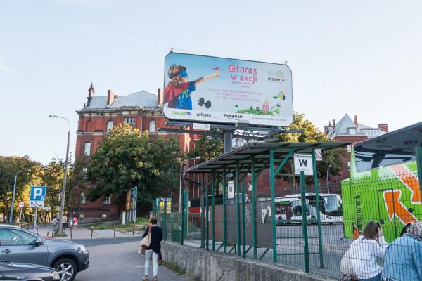Wkrótce billboardy znów staną wzdłuż najbardziej ruchliwych ulic w Gdańsku.