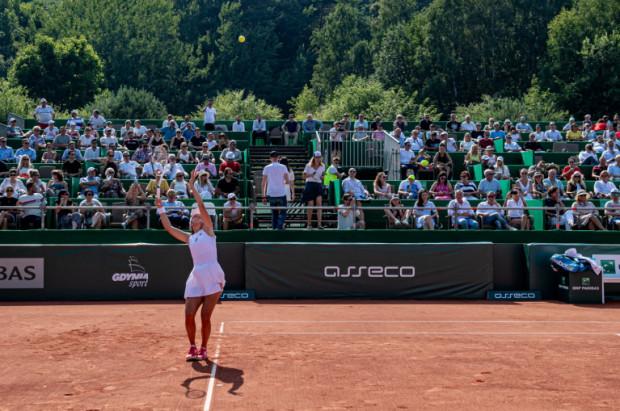 BNP Paribas Poland Open w Gdyni potrwa do niedzieli.