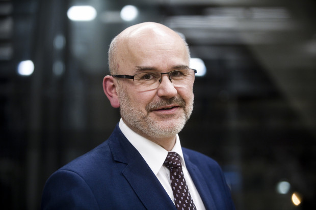 Prof. Grzegorz Berendt pełni teraz obowiązki dyrektora Muzeum II WŚ.