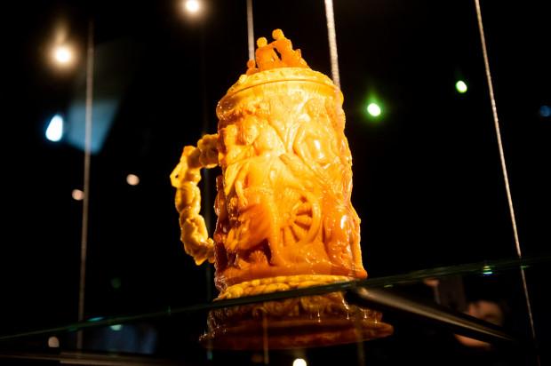 Przykłady eksponatów na wystawie stałej, które od soboty można podziwiać w Wielkim Młynie.