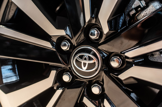 Toyota Yaris Cross w salonie Toyota Walder w Rumii.