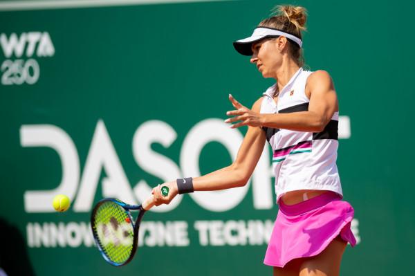 Katarzyna Piter  doszła do finału debla BNP Paribas Poland Open Gdynia 2021. To najlepszy wynik z Polek startujących w tenisowym turnieju.