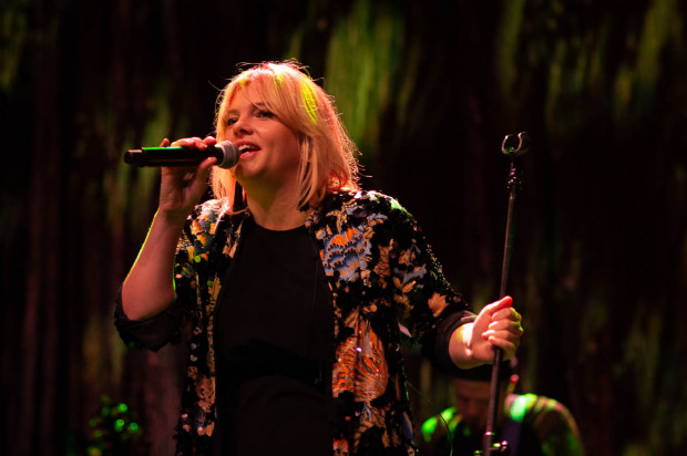 Ania Dąbrowska wystąpi 30 lipca na Dużej Scenie Teatru Muzycznego w Gdyni.