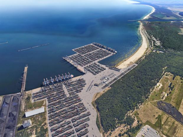 Baltic Hub 3 zwiększy możliwości przeładunkowe DCT o 1,5 mln TEU do łącznie 4,5 mln TEU rocznie.