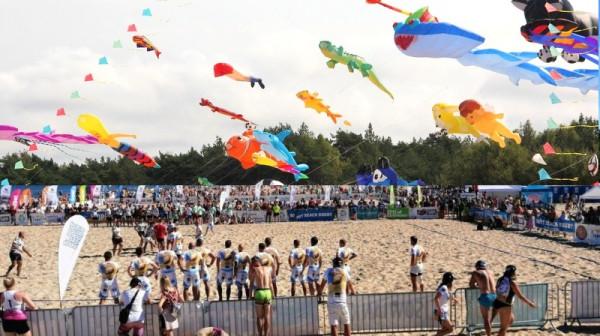 Od 30 lipca do 1 sierpnia w Sopocie będzie można zagrać w rugby na plaży oraz wziąć udział w festiwalu latawców.
