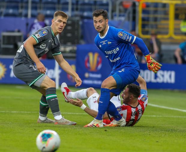 """Zlatan Alomerović zagrał w ekstraklasie po raz pierwszy od 23 listopada ubiegłego roku, a Michała Nalepy w """"11"""" nie było od 20 lutego."""