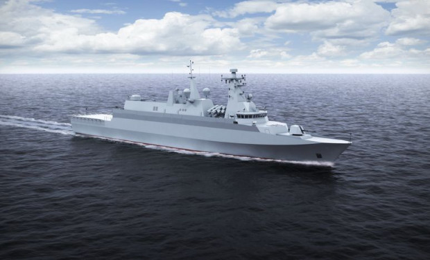 Projekt okrętu typu Miecznik. Pierwszy ma być gotowy za 4 lata.