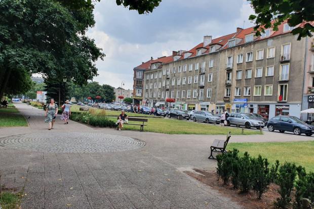 Plac Kobzdeja w Gdańsku, który ma objąć inwestycja.