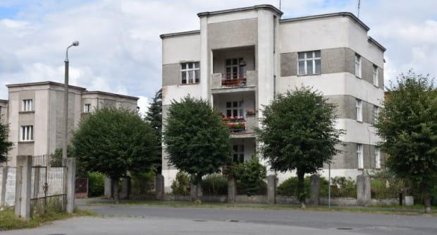 Modernistyczne budynki w Brodnicy - to miasto łączy z Gdynią nie tylko architektura.