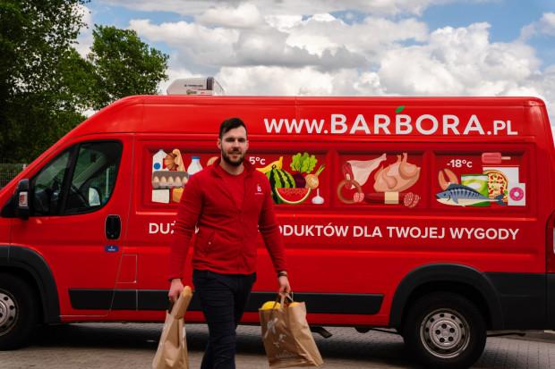 Wysoka jakość obsługi, szybka i wygodna dostawa produktów tego samego dnia oraz proklienckie podejście - to wyróżniki marki Barbora.