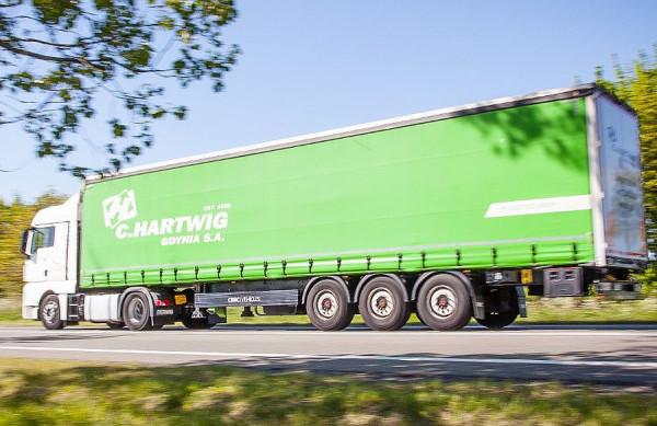 OT Logistics ma warunkową umowę sprzedaży udziałów w spółce zależnej C.Hartwig Gdynia.