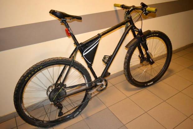 Właścicielem tego roweru może być złodziej katalizatorów.