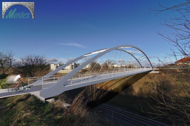 Konstrukcja będzie miała 72 metry długości i 7 metrów szerokości.
