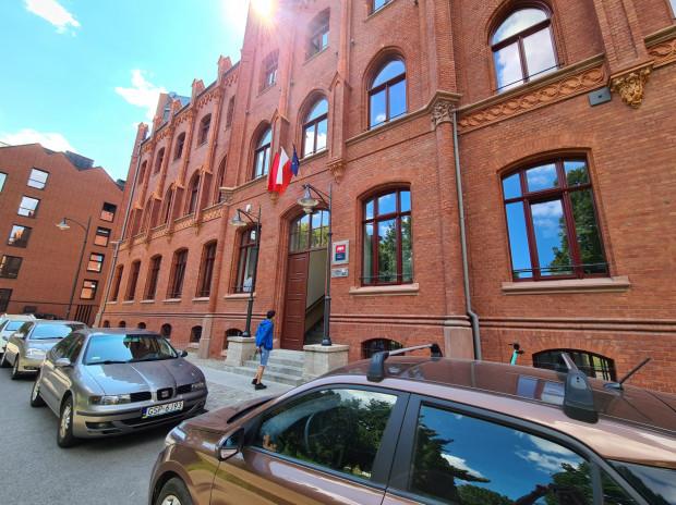 Urzędy przy Lastadii otwarto w lipcu 2020 r.