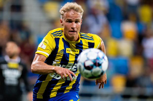 Michał Bednarski do Arki Gdynia trafił już w 2016 roku. Dlaczego zadebiutował w pierwszej drużynie dopiero teraz?