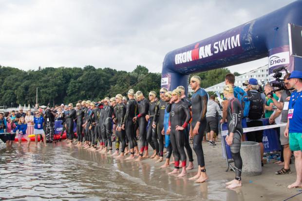 Enea Ironman Gdynia po raz pierwszy w Polsce odbędzie się na pełnym dystansie. Uczestnicy będą mieli do pokonania 3,8 km pływania...