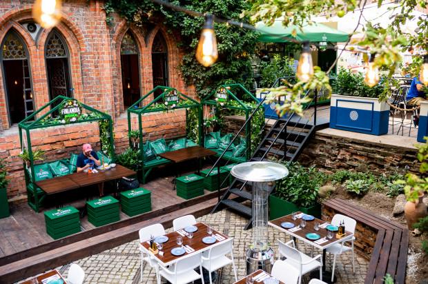 Nowe lokale - Restauracja Mykonos w Gdańsku