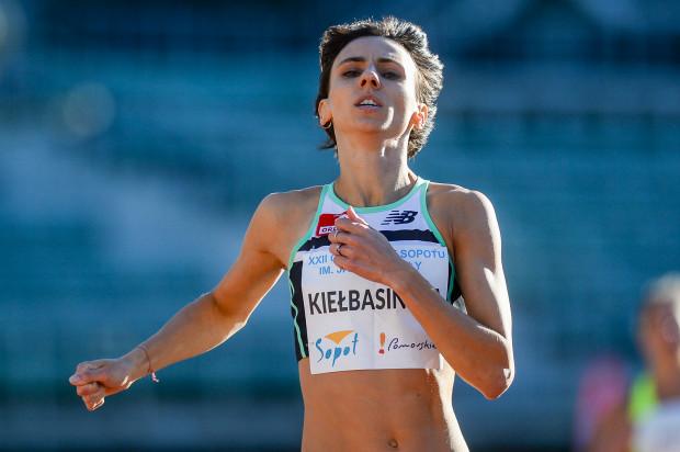 Anna Kiełbasińska (SKLA Sopot) pobiegła na pierwszej zmianie sztafety 4x400 metrów, która pewnie awansowała do finału Igrzysk Olimpijskich Tokio 2020.