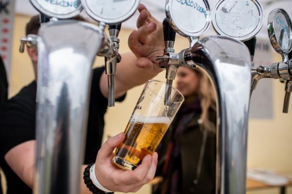 Dla wielu piwoszy Hevelka to jedyna okazja, aby spróbować unikatowych trunków.