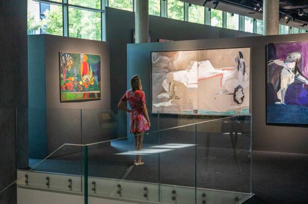 Ponad 170 prac mogliśmy zobaczyć a następnie kupić w Sopocie na aukcjach DESY Unicom. Wśród nich znalazły się m.in obrazy Teresy Pągowskiej.