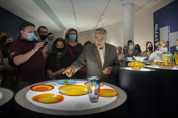 Szkło projektu Eryki i Jana Drostów jest obiektem pożądania niemal każdego kolekcjonera polskiego designu.