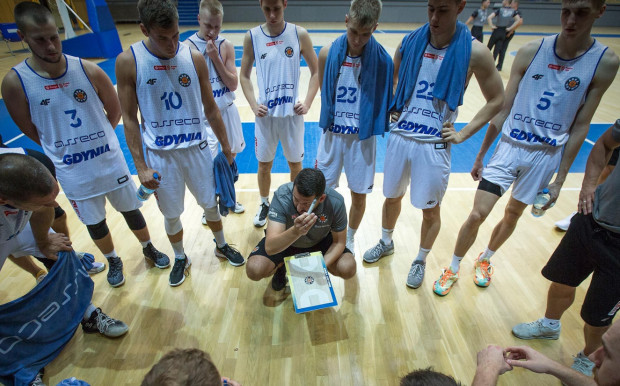 Asseco Arka Gdynia wygrała pierwszy sparing przed sezonem 2021/22.