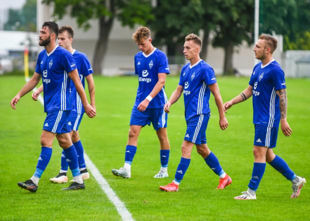 Bałtyk Gdynia doznał pierwszej porażki w sezonie 2021/22.