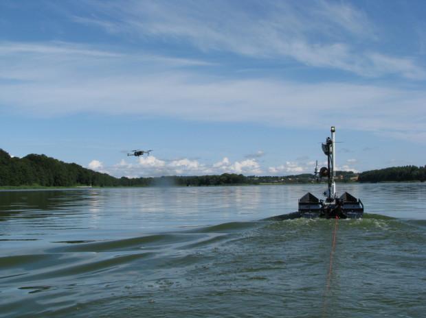 Pierwsze miejsce w kategorii operacyjno-rozpoznawczej zajęli autorzy projektu Neogobius-1. Opracowali oni wielozadaniowy bezzałogowy system morski zdolny do rozpoznawania i holowania wybranych obiektów o masie do 3 ton.