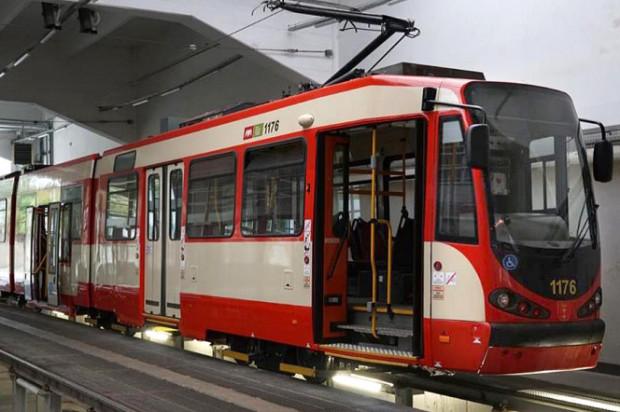 System diagnostyczny składający się między innymi z 50 czujników został zamontowany w tramwaju typu Dortmund.
