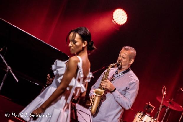 Natalia Capelik-Muianga podczas Ladies Jazz Festival