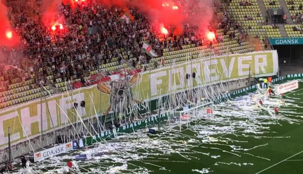 14.02.2021 Lechia Gdańsk - Cracovia (3:0).
