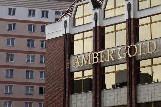 Siedziba firmy Amber Gold przy ul. Dlugie Ogrody w Gdansku w 2012 roku.
