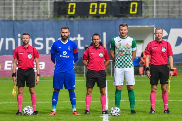 Bałtyk Gdynia w III lidze wygrał na razie tylko na inaugurację rozgrywek.
