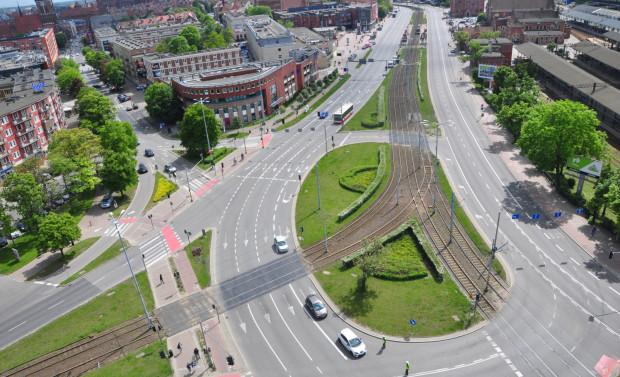 Ulice w centrum Gdańska będą w sobotę do godz. 18:30 wyłączone z ruchu.