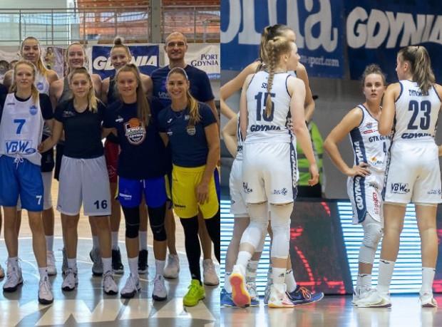 VBW Arka Gdynia i GTK Gdynia jest już po pierwszych treningach.