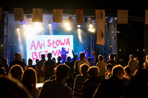 W tym roku w ramach festiwalu odbędą się dwa koncerty. Zdjęcie archiwalne z 2019 roku.