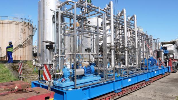 Nowatorska instalacja UcoPure już w w gdańskiej rafinerii.