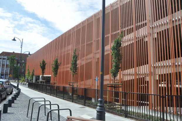 Nowy parking przy Okopowej zostanie oddany do użytku najprawdopodobniej od początku września.