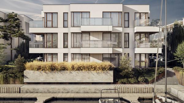 W ramach powstającej w Wiślince inwestycji Sol Marina powstaną kolejne dwa etapy zabudowy apartamentowej z sąsiadującymi z budynkami miejscami do cumowania jachtów czy motorówek. Ceny lokali, które oddawane będą w 2023 roku, zaczynają się od 19 570 zł za m kw.