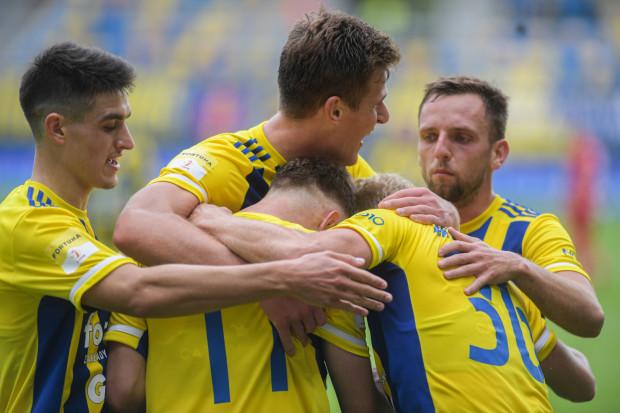 Arka Gdynia ma się z czego cieszyć, bo na Stadionie Miejskim pewnie ograła Odrę Opole.