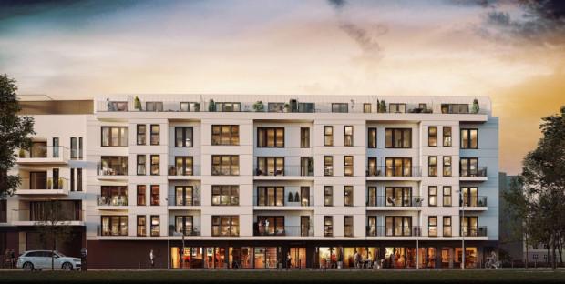 Żeromskiego 7 to apartamentowiec, który wypełni pustą działkę niedaleko gdyńskich nabrzeży. Na początku sprzedaży cena m kw. zaczyna się tutaj od 14,4 tys. zł.