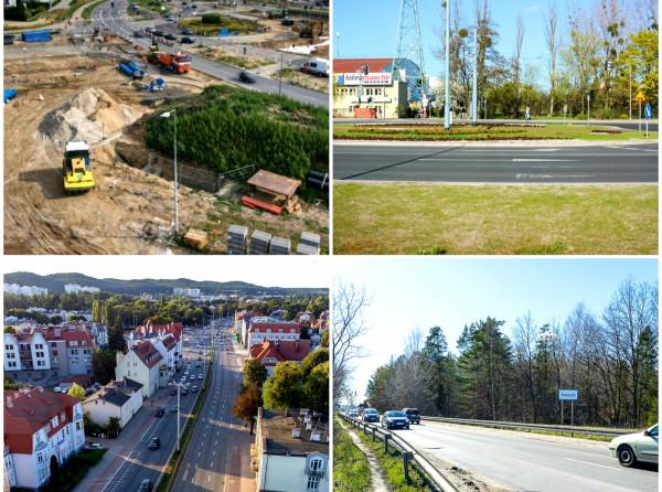 Modernizacja al. Grunwaldzkiej w Oliwie, budowa przejścia przy galerii ETC czy przebudowa Budowlanych to tylko niektóre z zaplanowanych inwestycji drogowych w Gdańsku w 2022 r.