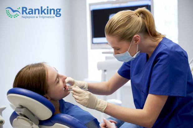 Zdrowe zęby i piękny uśmiech to nasza najlepsza wizytówka.