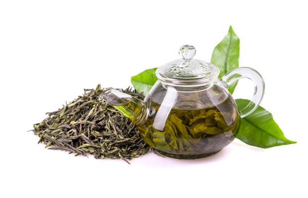 Zielona i biała herbata jest uznawana za najzdrowszą.