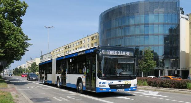 Przynajmniej do końca września będzie kursować linia G wożąca pasażerów z Gdyni do ZOO.